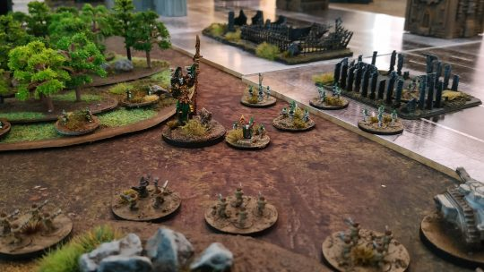 Eldar Avatar Epic Armageddon – Ready for Combat