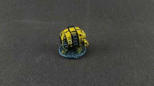 3D printed 6mm army: Space Marines. Vehículos