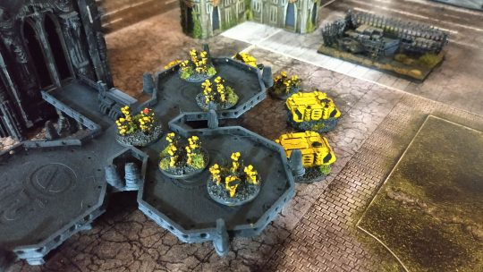 Actualización reglamento en Castellano Epic Armageddon