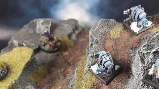 Dreadnought Scatolo – Ready for Combat