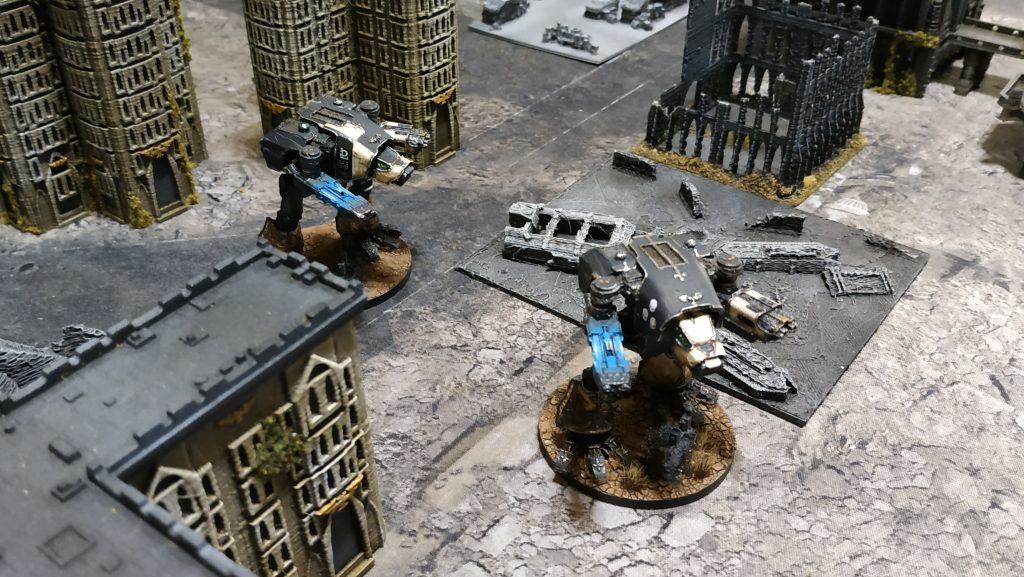 Warhound Legio Pallidus Mor 07