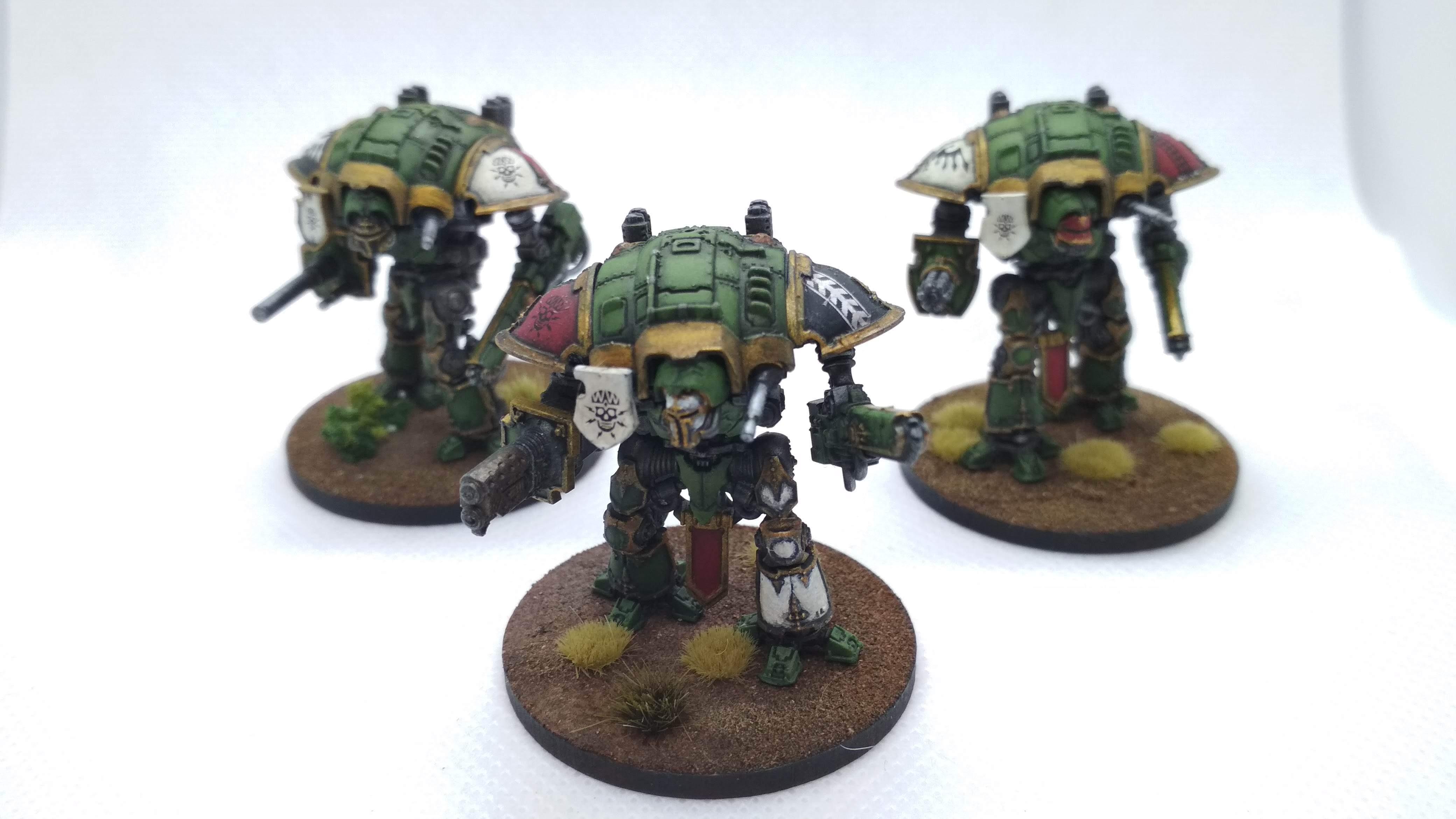 Imperial Knights Adeptus Titanicus