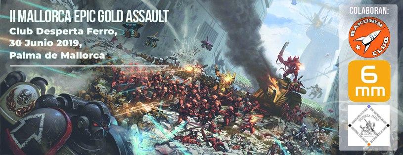 Mallorca Epic Gold Assault ll