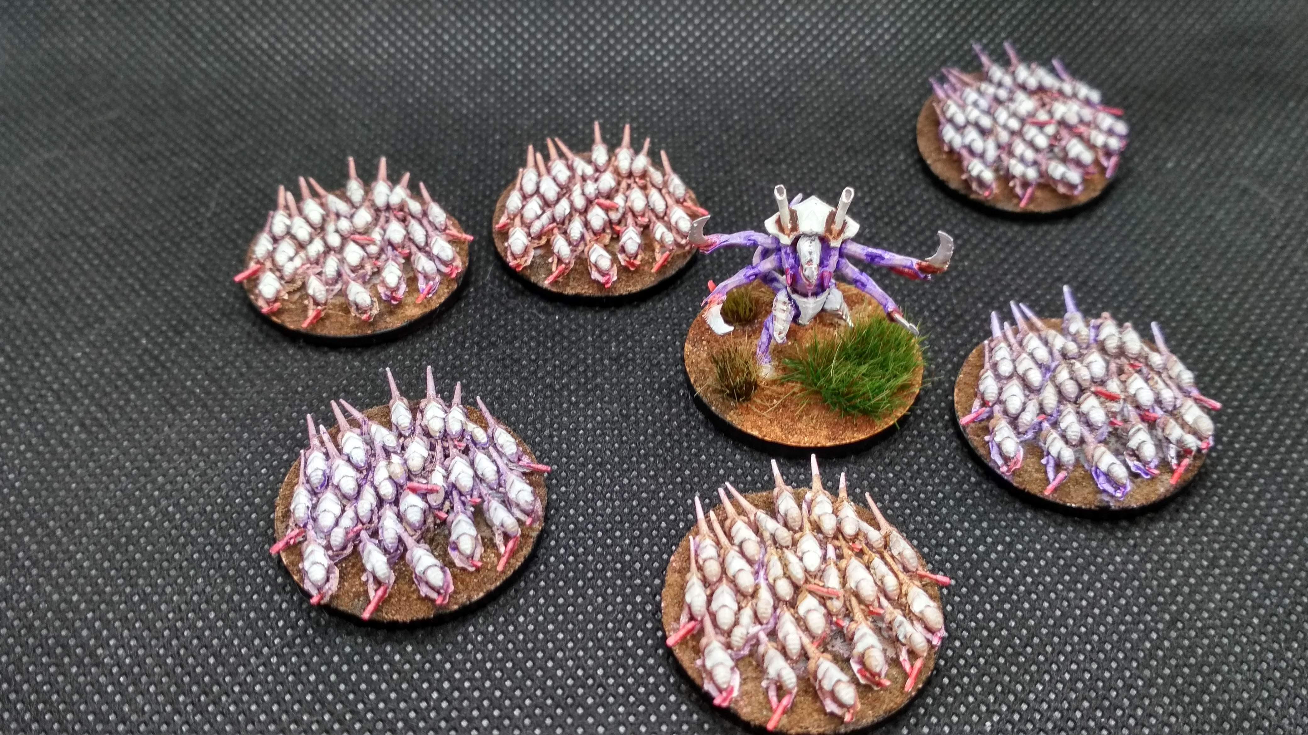 Epic armageddon tyranid infinite swarm