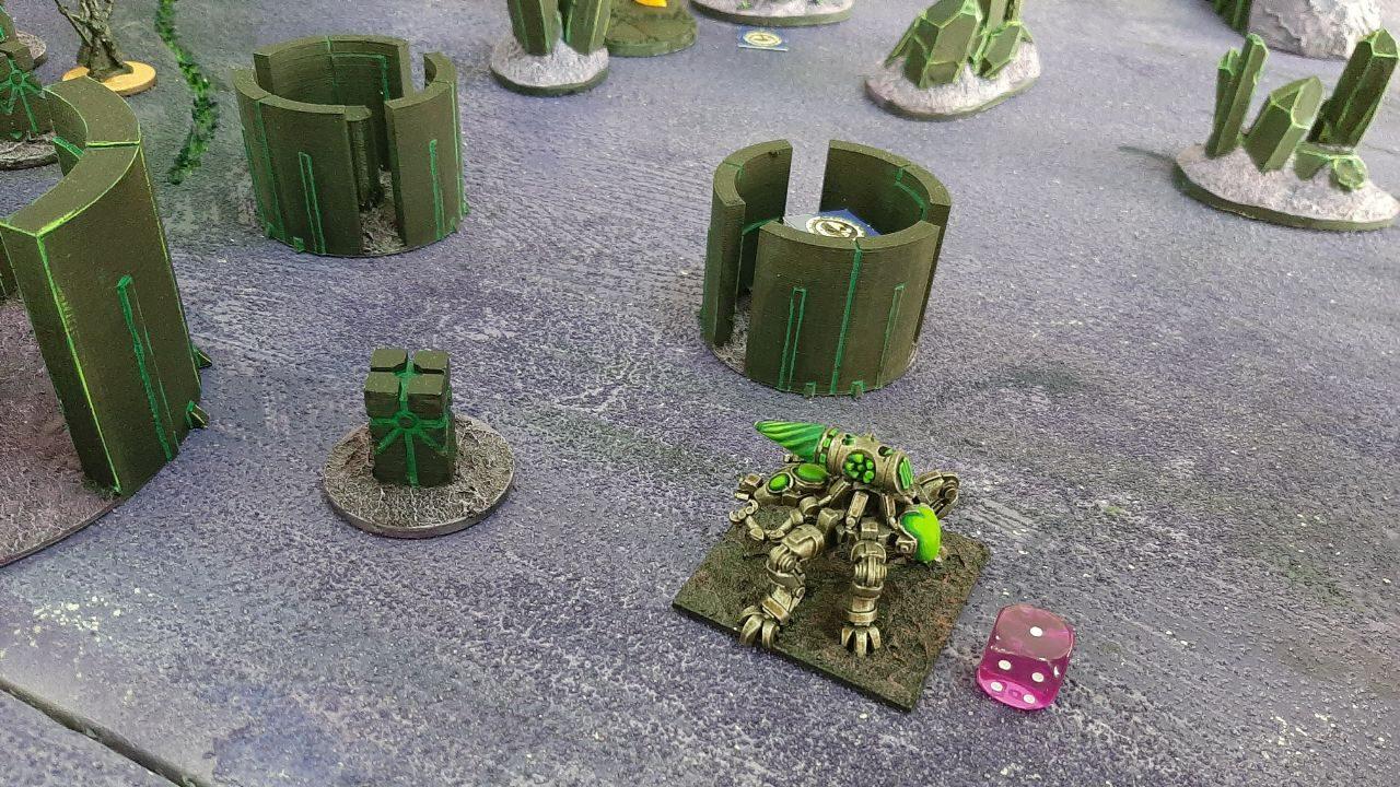 Mallorca Epic Gold Assault II necrons