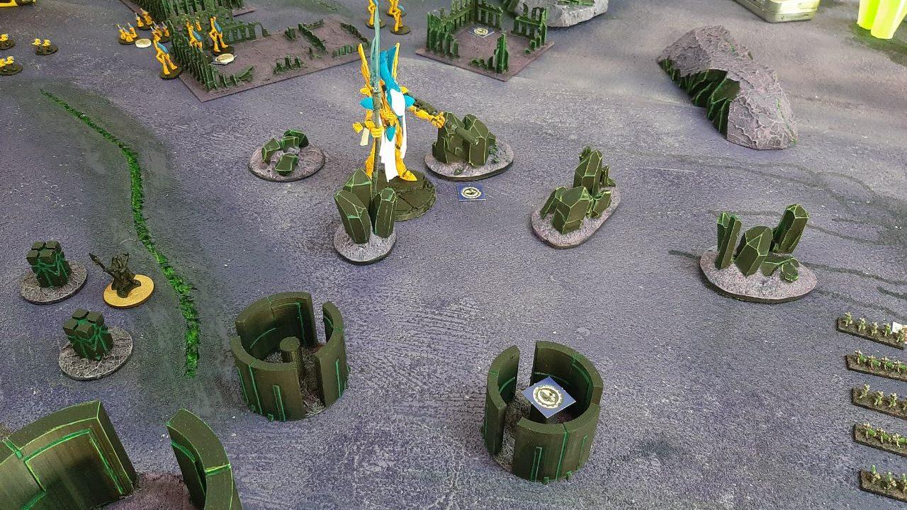 Mallorca Epic Gold Assault II eldar