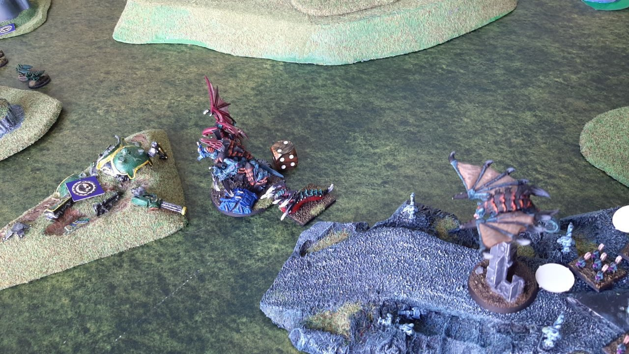 Mallorca Epic Gold Assault II tyranids