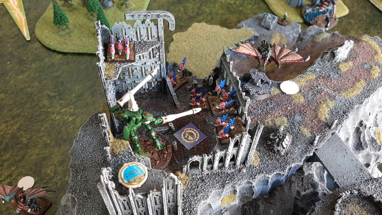 Mallorca Epic Gold Assault II tiranidos