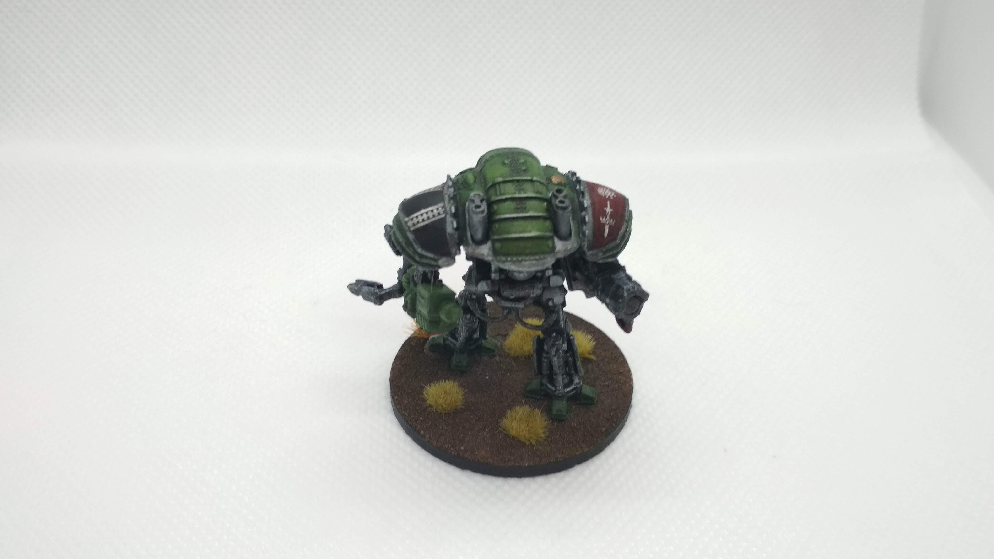 Knight Magaera rear