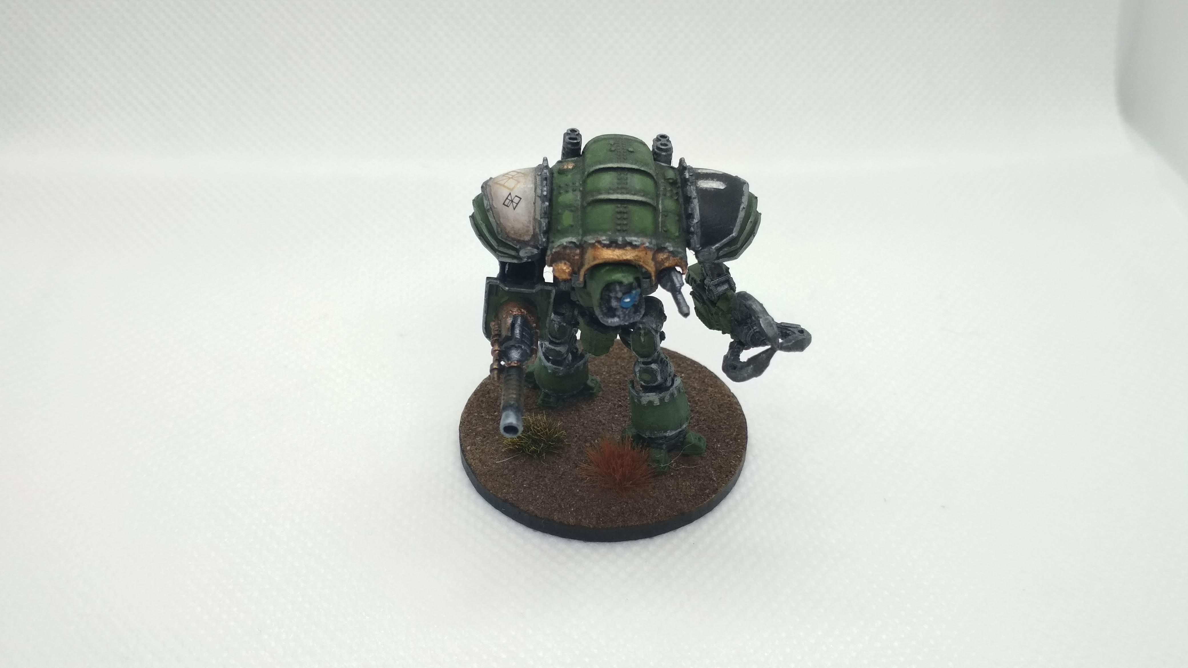 Knight magaera epic armageddon
