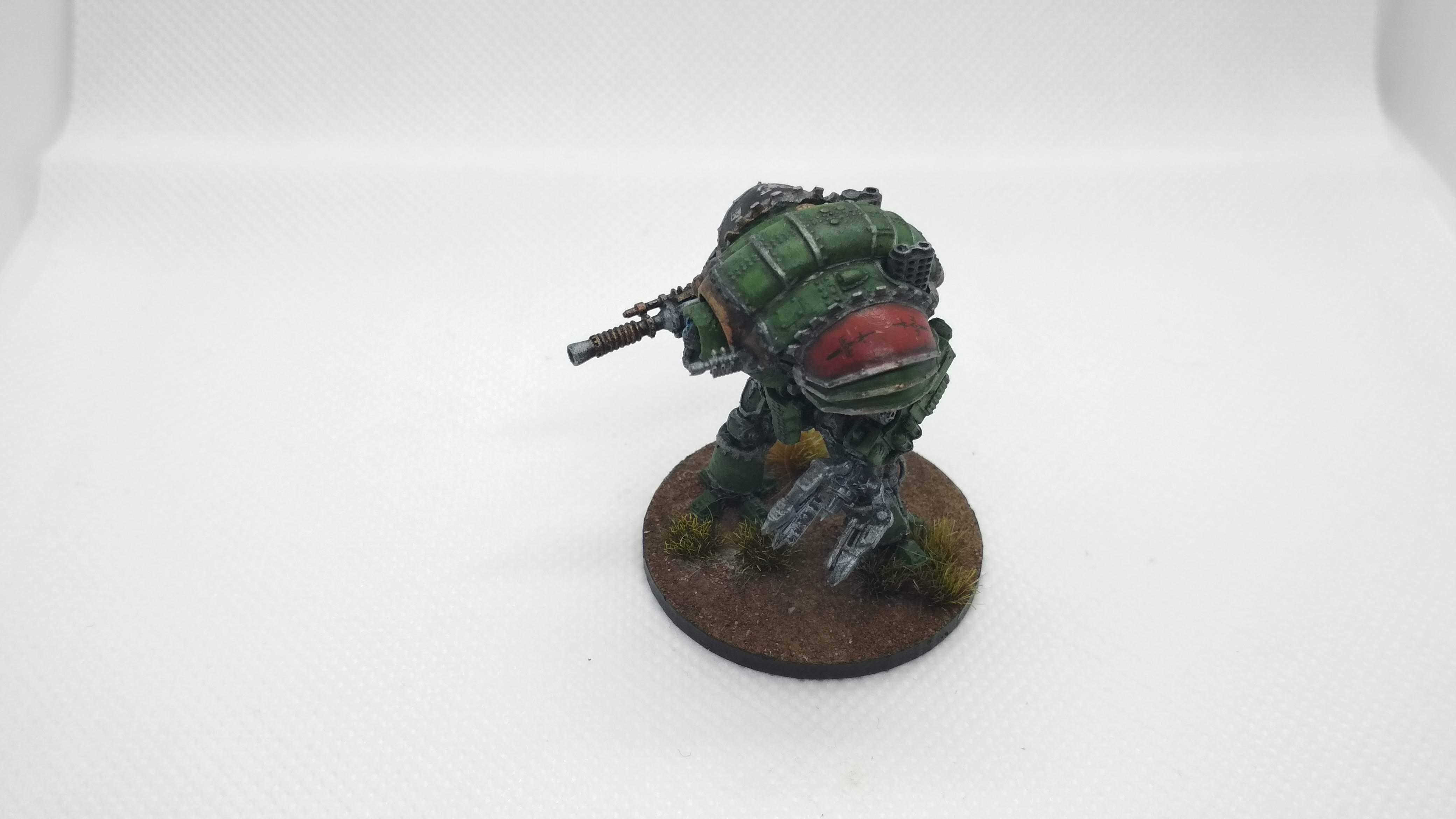 Knight magaera AT Vyronii