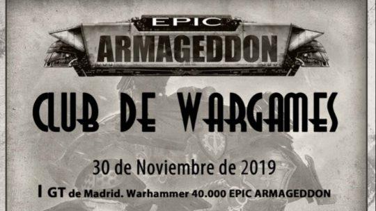 I GT Madrid netEpicArmageddon