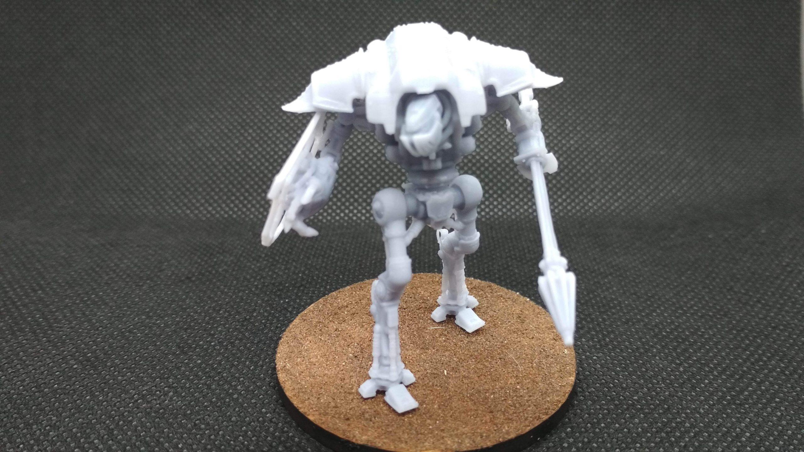 3d printed cerastus AT scale