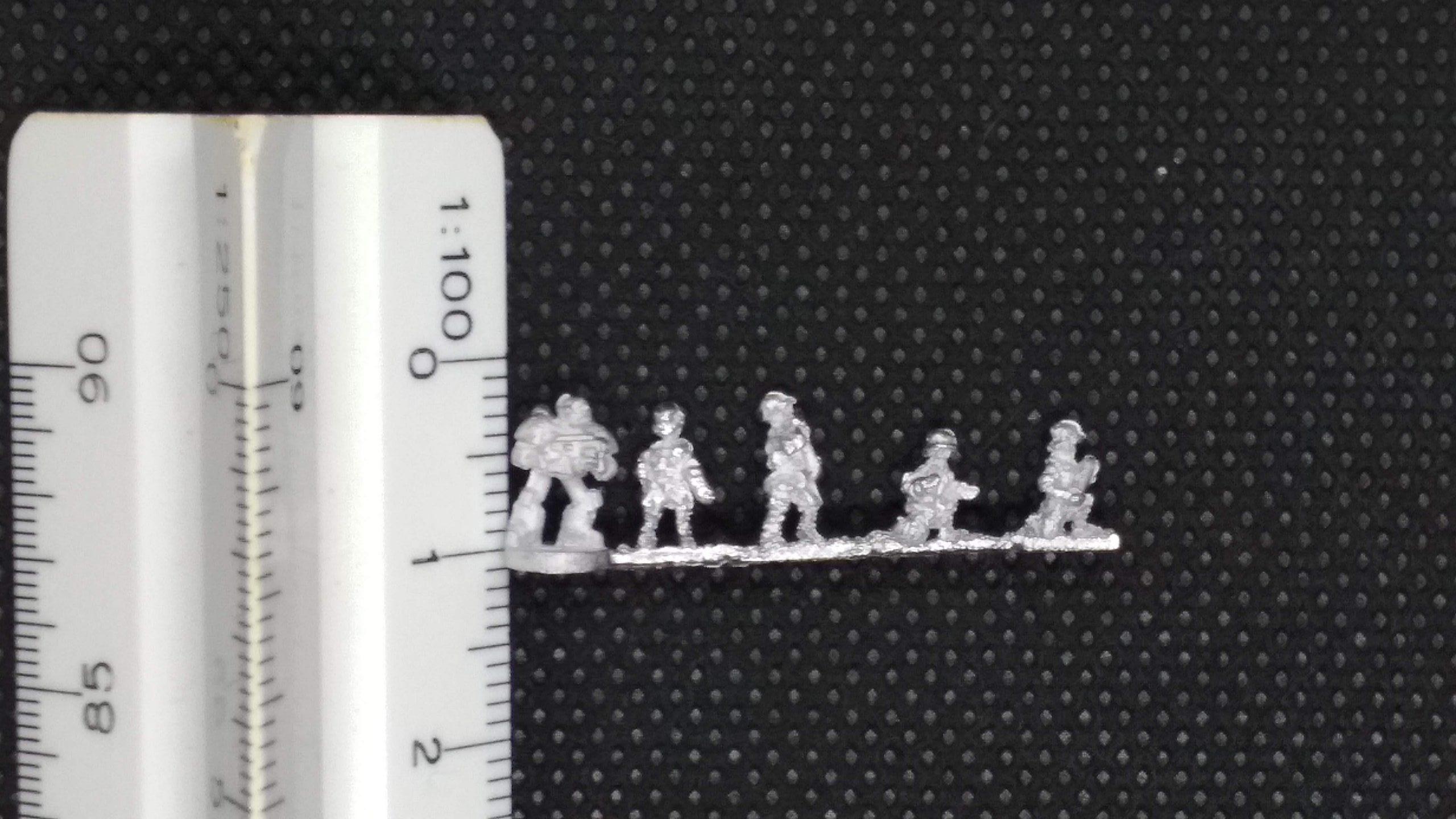 Baccus6mm miniature size comparison
