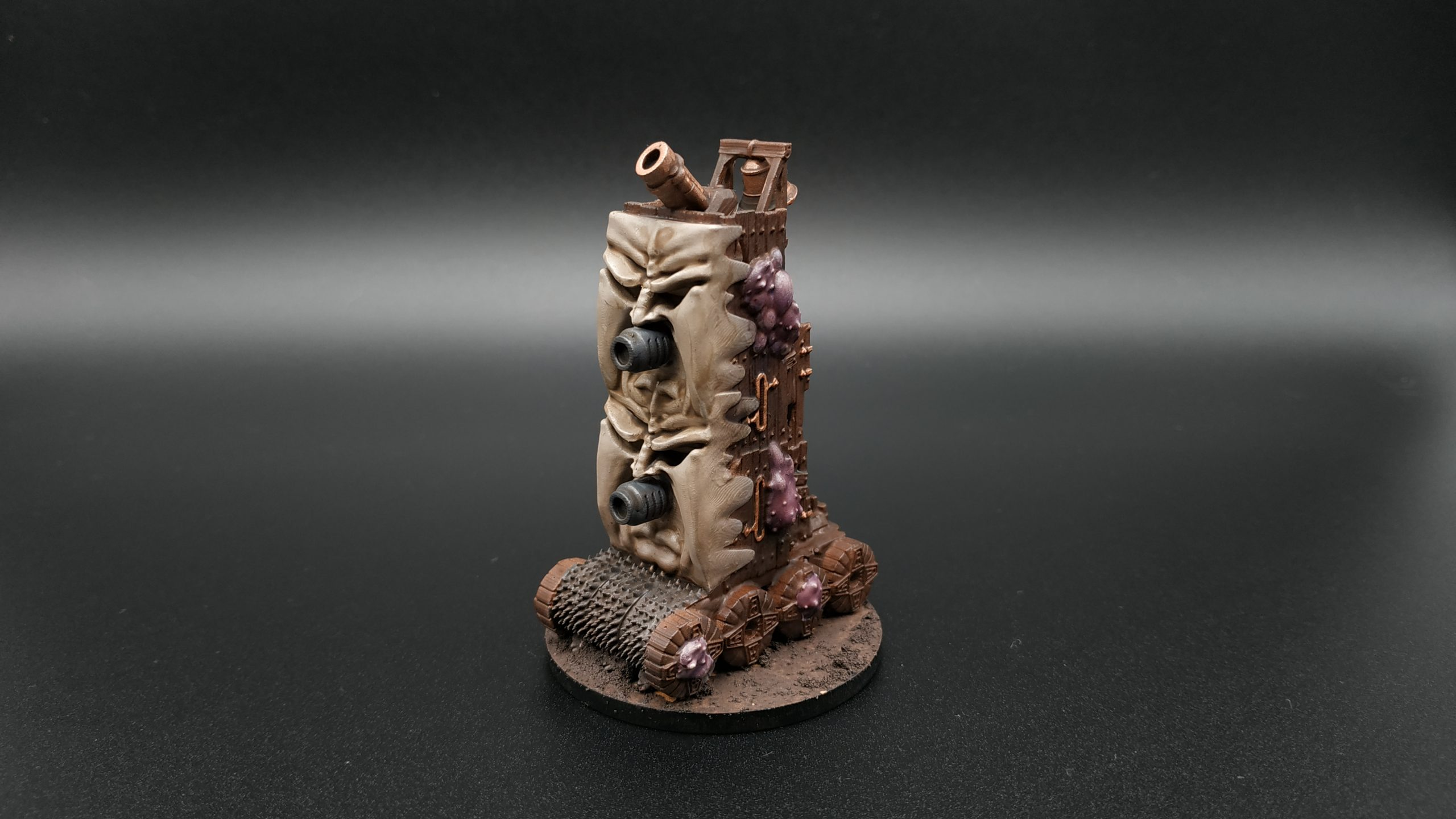 3d printed epic nurgle plague tower old