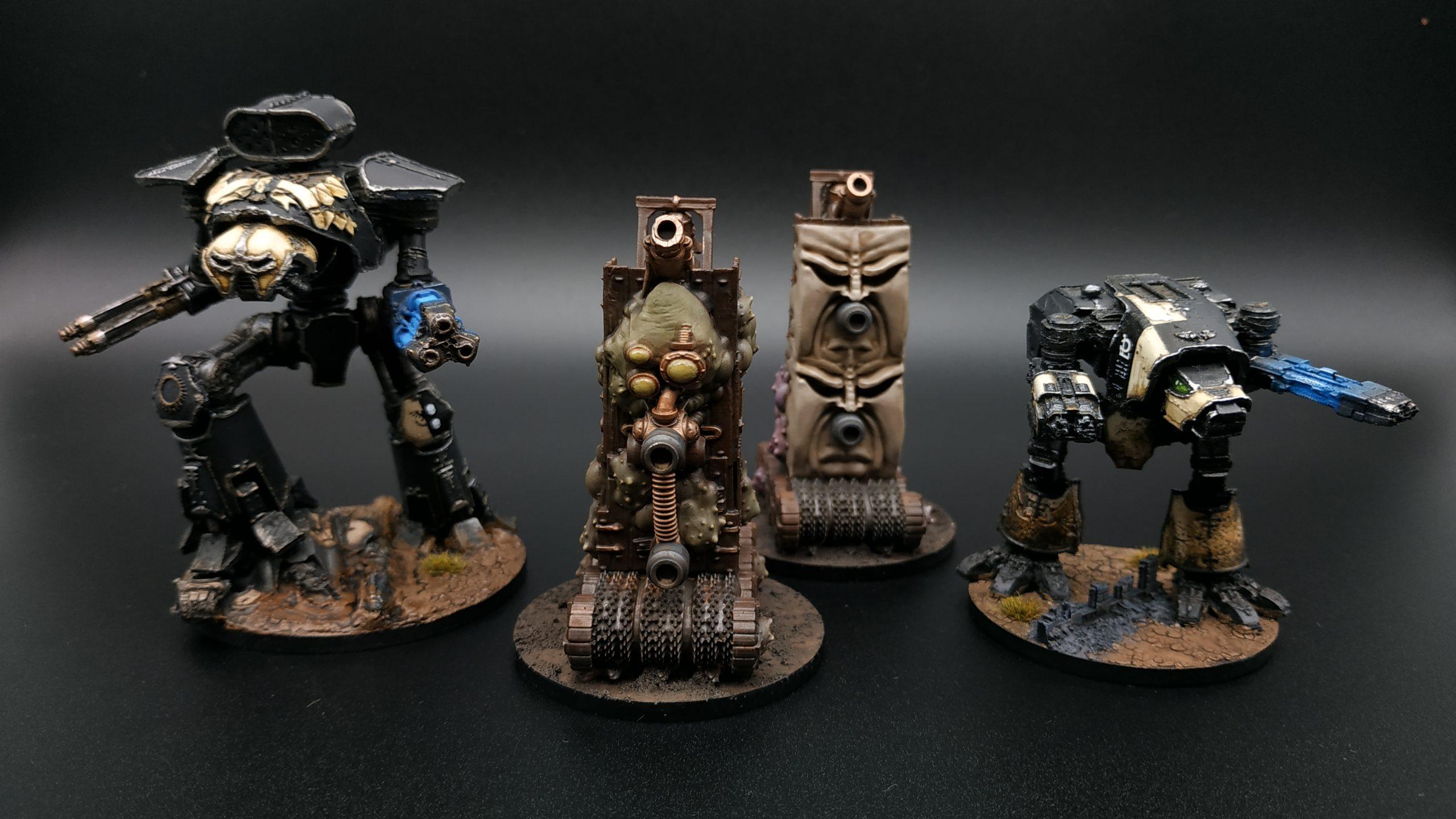 epic titan nurgle plague tower