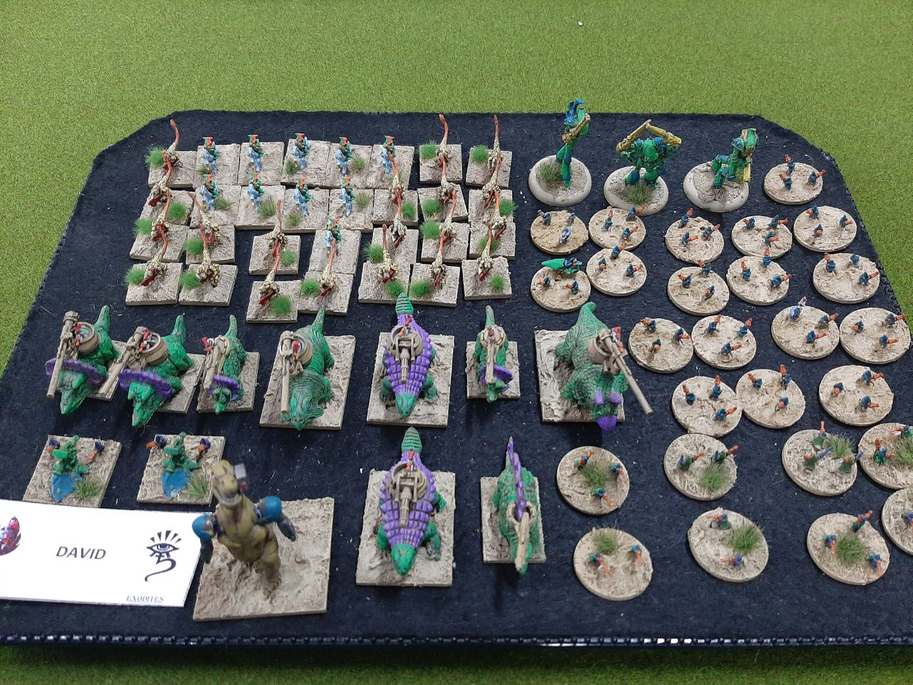 epic eldar exodites Mallorca Epic Gold Assault 03