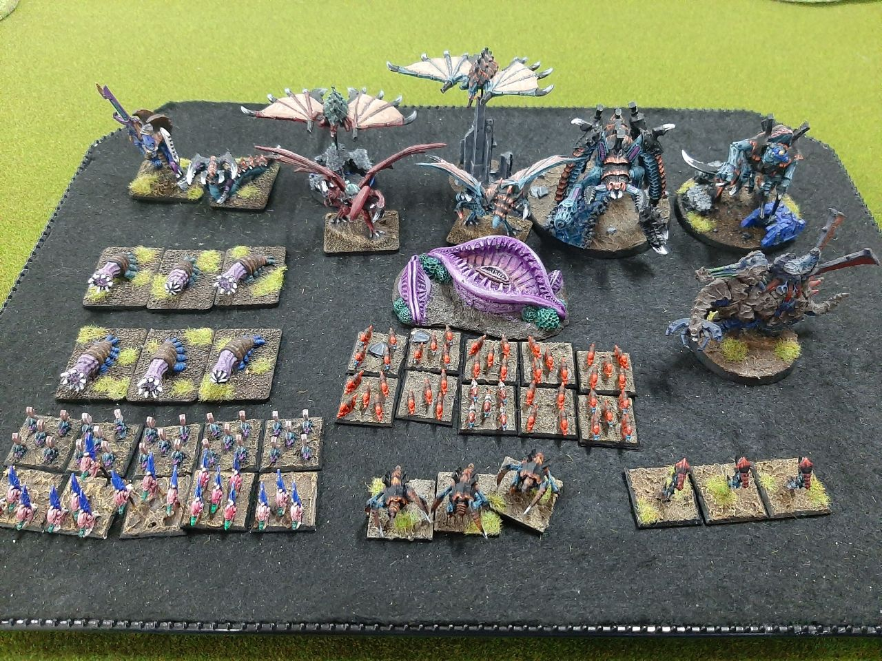 epic tyranid army Mallorca Epic Gold Assault 03