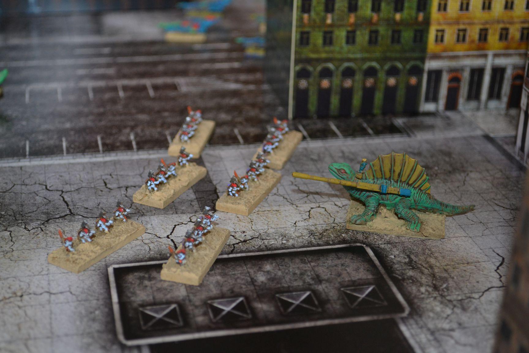 Armies on Parade Exoditas Eldar