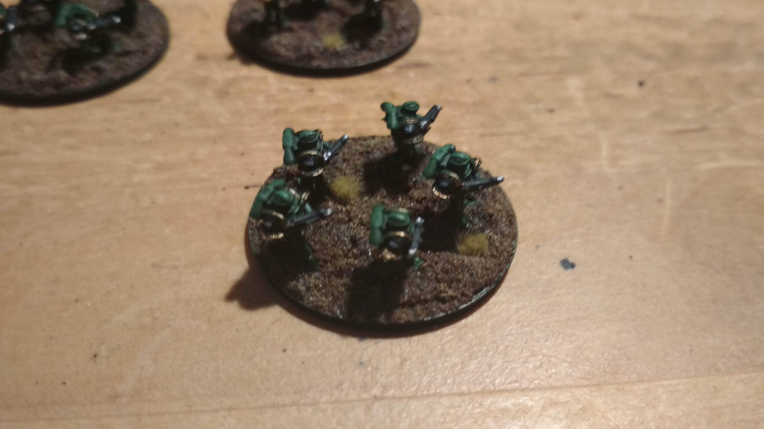 8mm space marines