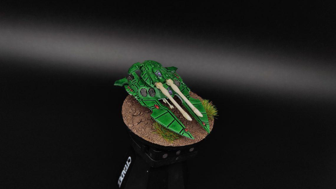 3D Epic Eldar Scorpion