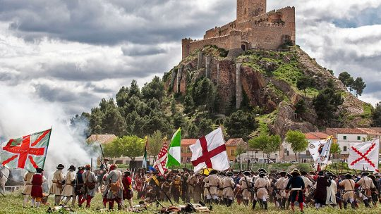 Informe de batalla: Batalla de Almansa